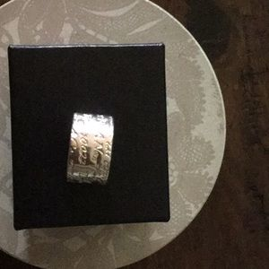Vintage Tiffany & Co sterling ring